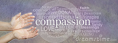 words-compassion-word-cloud-banner-wide-woman-s-hands-open-needy-position-to-right-surrounded-62467969